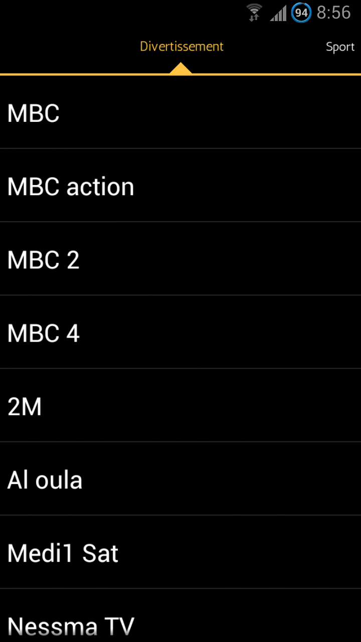 ANDROID SYBLA TÉLÉCHARGER APPLICATION TV POUR